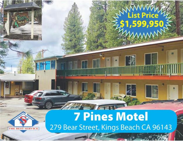 279 Bear Street, Kings Beach, CA 96143 (MLS #19042945) :: The MacDonald Group at PMZ Real Estate