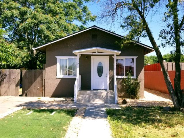 129 W 10TH Street, Stockton, CA 95206 (MLS #19042957) :: The MacDonald Group at PMZ Real Estate