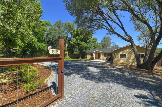 13115 Dry Creek Road, Auburn, CA 95602 (MLS #19044044) :: Dominic Brandon and Team