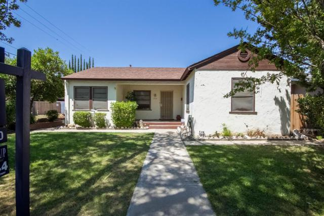 226 Fresno Avenue, Modesto, CA 95351 (MLS #19044406) :: The Del Real Group