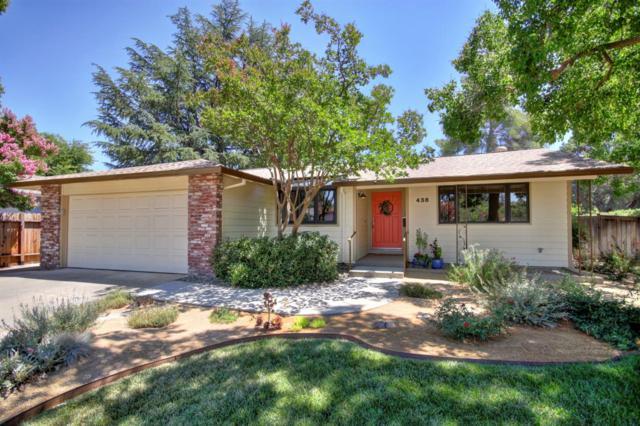 438 Del Oro Avenue, Davis, CA 95616 (MLS #19045845) :: Keller Williams - Rachel Adams Group