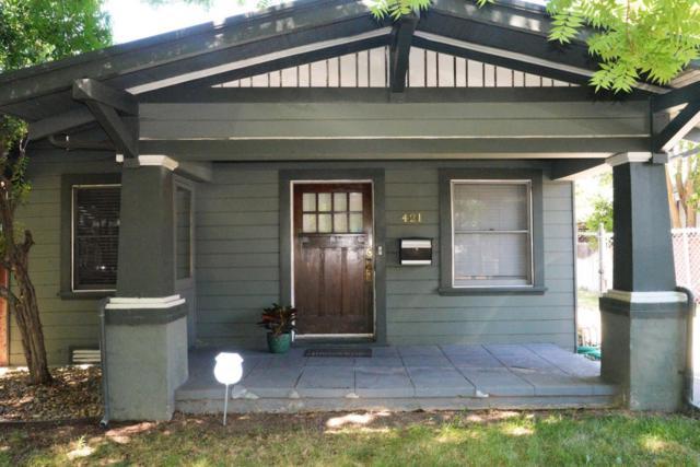 421 E Arcade Street, Stockton, CA 95204 (MLS #19048323) :: The MacDonald Group at PMZ Real Estate