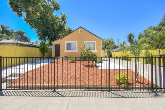 146 Santiago Avenue, Sacramento, CA 95815 (#19049387) :: Michael Hulsey & Associates