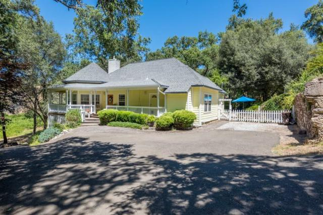5525 Thompson Hill Road, Placerville, CA 95667 (MLS #19049775) :: REMAX Executive
