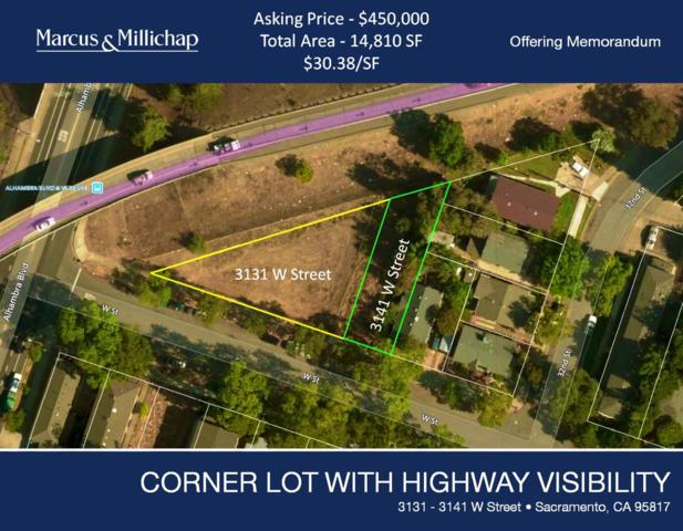 3131 W Street, Sacramento, CA 95817 (MLS #19050933) :: CARLILE Realty & Lending
