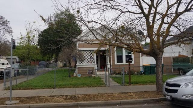 1604 S San Joaquin Street, Stockton, CA 95206 (MLS #19051014) :: Keller Williams - Rachel Adams Group