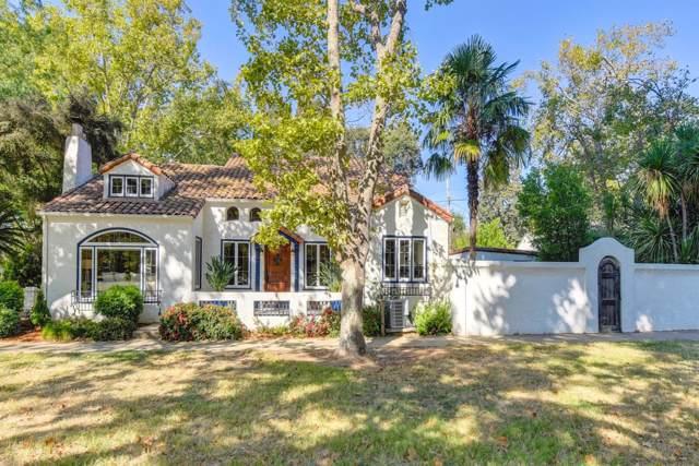 2545 Curtis Way, Sacramento, CA 95818 (MLS #19053808) :: The MacDonald Group at PMZ Real Estate
