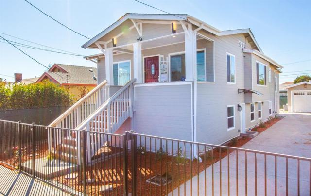 1481 76th Avenue, Oakland, CA 94621 (MLS #19057249) :: Heidi Phong Real Estate Team