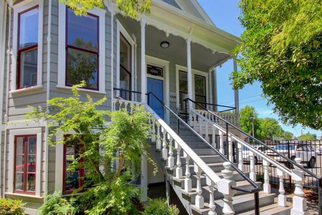 1320 20th Street, Sacramento, CA 95811 (MLS #19057295) :: The MacDonald Group at PMZ Real Estate
