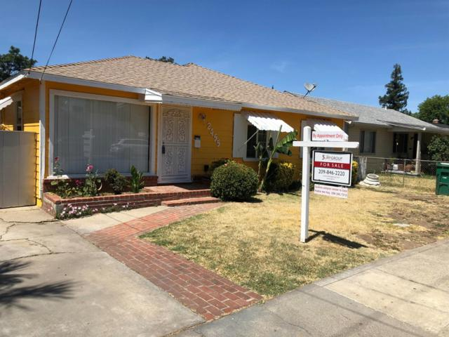 2455 Finland Avenue, Stockton, CA 95205 (MLS #19057622) :: The Del Real Group