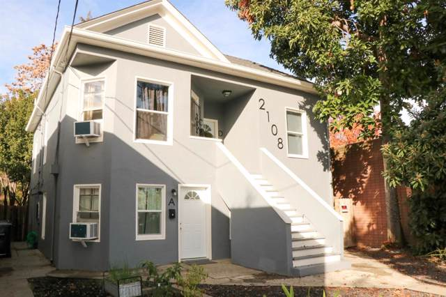 2108 19th Street, Sacramento, CA 95818 (MLS #19063130) :: Heidi Phong Real Estate Team