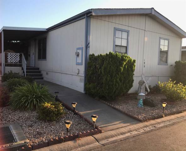 1500 Held Drive #125, Modesto, CA 95355 (MLS #19063553) :: The MacDonald Group at PMZ Real Estate