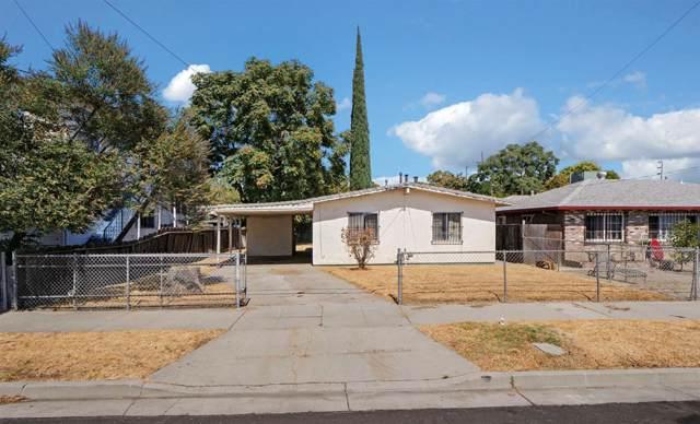 1411 E Scotts Avenue, Stockton, CA 95205 (MLS #19065142) :: Heidi Phong Real Estate Team