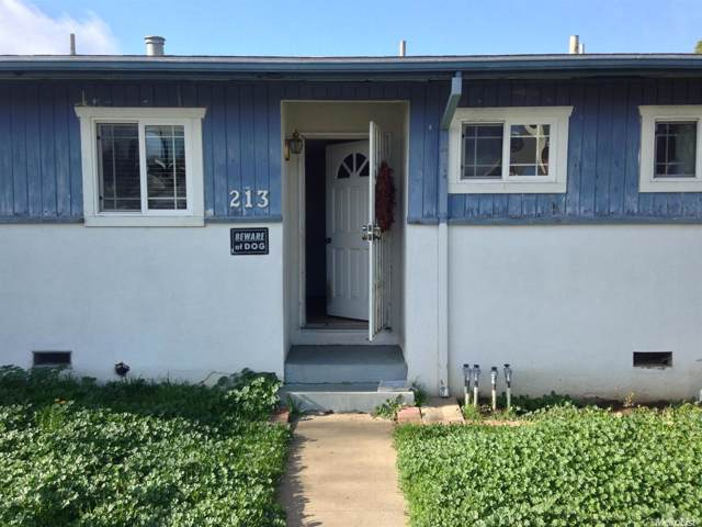 213 S Del Puerto Avenue, Patterson, CA 95363 (MLS #19065314) :: Heidi Phong Real Estate Team