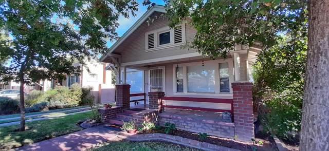 110 E Monterey Avenue, Stockton, CA 95204 (MLS #19065490) :: The MacDonald Group at PMZ Real Estate