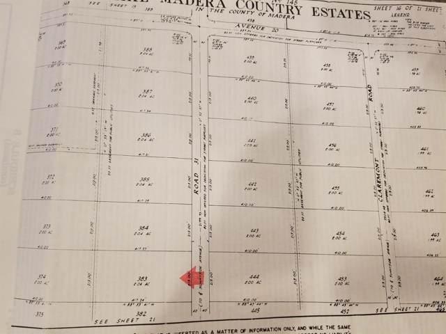0 Road 31, Madera, CA 93638 (MLS #19065687) :: The MacDonald Group at PMZ Real Estate