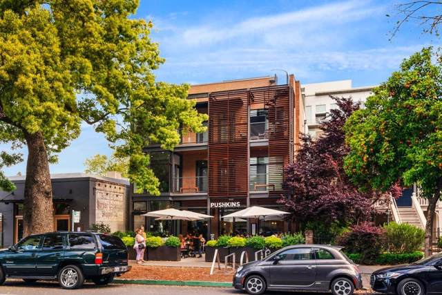 1813 Capitol Avenue #350, Sacramento, CA 95811 (MLS #19065799) :: The MacDonald Group at PMZ Real Estate