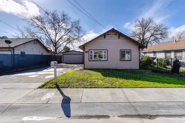 3840 13th Avenue, Sacramento, CA 95820 (MLS #19066385) :: Keller Williams - Rachel Adams Group