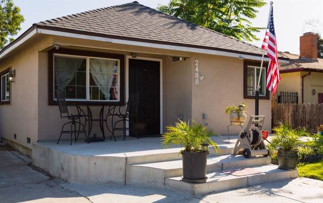 2488 E Market Street, Stockton, CA 95205 (MLS #19068463) :: Keller Williams - Rachel Adams Group