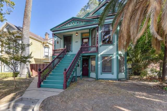 1823 20th Street, Sacramento, CA 95811 (MLS #19069167) :: The MacDonald Group at PMZ Real Estate