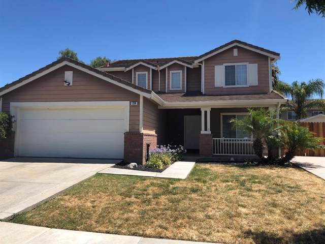 224 Brushwood Place, Brentwood, CA 94513 (MLS #19070184) :: The MacDonald Group at PMZ Real Estate