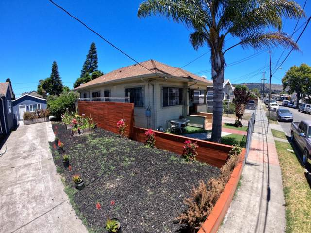 2141 65th Avenue, Oakland, CA 94621 (MLS #19070185) :: The MacDonald Group at PMZ Real Estate