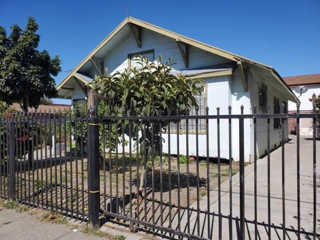 329 Nevin, Richmond, CA 94801 (MLS #19070403) :: The MacDonald Group at PMZ Real Estate