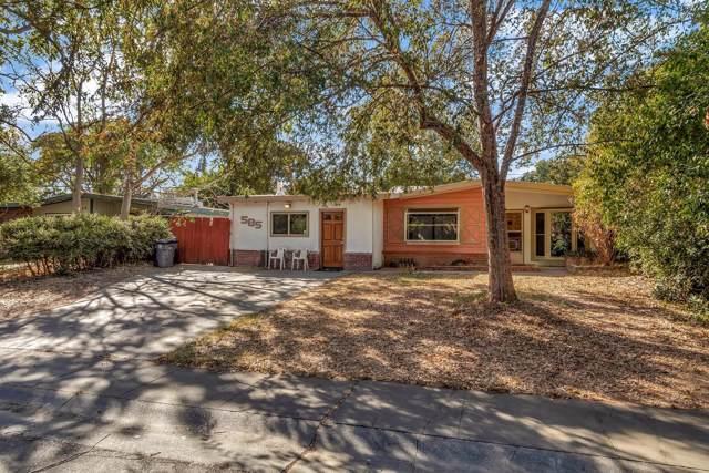 585 N Street, Davis, CA 95616 (MLS #19071085) :: Keller Williams - Rachel Adams Group