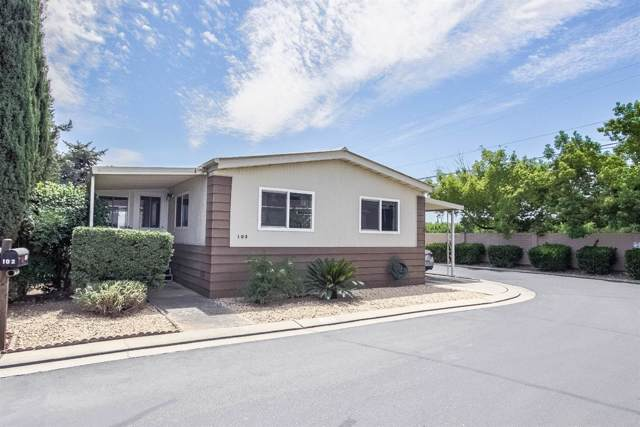 1200 Carpenter #102, Modesto, CA 95351 (MLS #19071939) :: Keller Williams - Rachel Adams Group