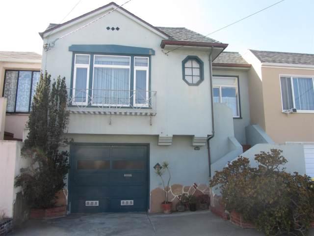 2475 47th Avenue, San Francisco, CA 94116 (MLS #19072313) :: Keller Williams - Rachel Adams Group