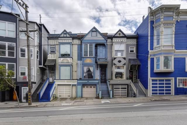 1181 Oak, San Francisco, CA 94117 (MLS #19072431) :: The MacDonald Group at PMZ Real Estate