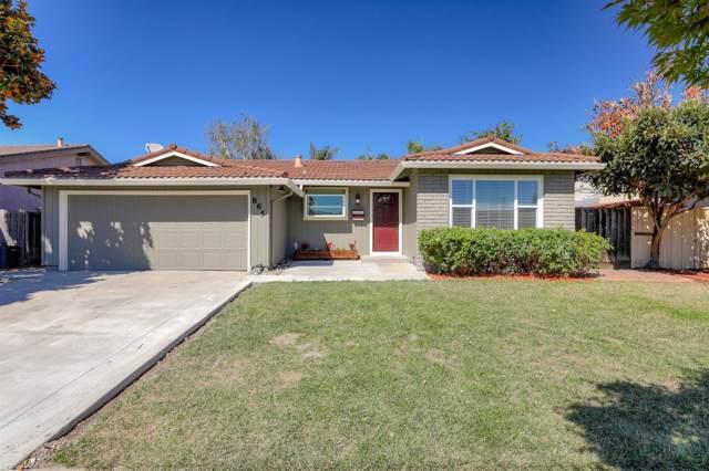 865 S Knollfield Way, San Jose, CA 95136 (MLS #19072809) :: The MacDonald Group at PMZ Real Estate