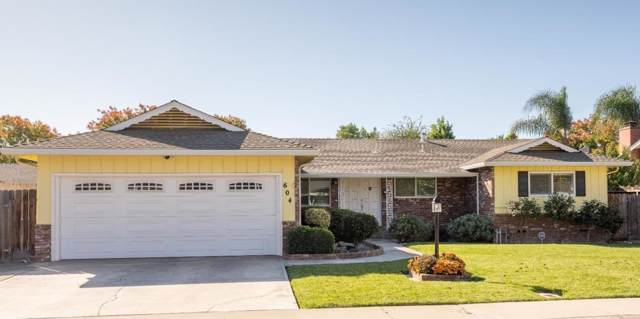 604 Violet Street, Modesto, CA 95356 (MLS #19073067) :: The MacDonald Group at PMZ Real Estate