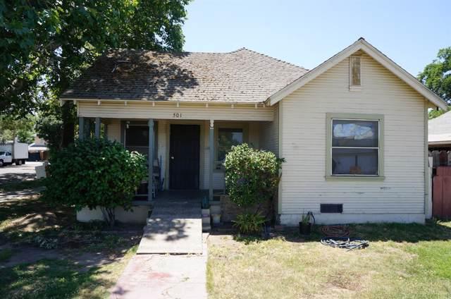415 E Street, Modesto, CA 95351 (MLS #19073723) :: The MacDonald Group at PMZ Real Estate