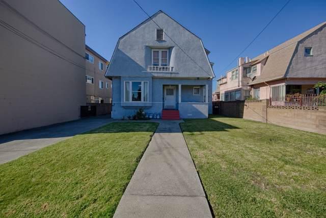 1515 28th Avenue, Oakland, CA 94601 (MLS #19073899) :: The MacDonald Group at PMZ Real Estate