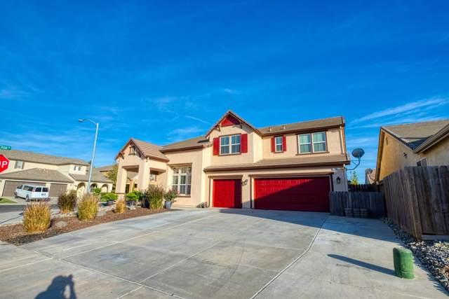 632 Mt Rushmore Drive, Newman, CA 95360 (MLS #19074272) :: The MacDonald Group at PMZ Real Estate
