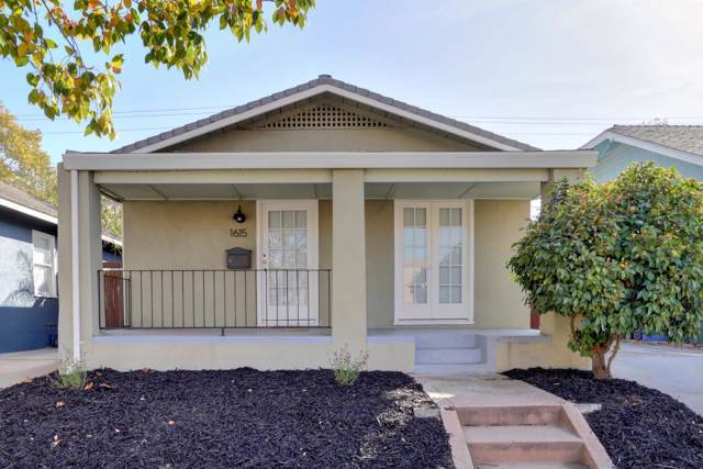 1615 34th Street, Sacramento, CA 95816 (MLS #19074699) :: Heidi Phong Real Estate Team