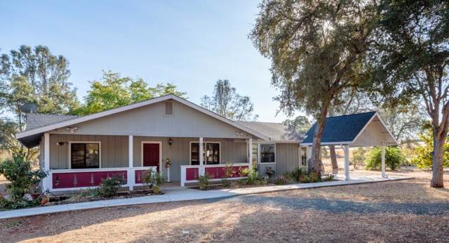 10261 Granite Dell Road, Coulterville, CA 95311 (MLS #19075525) :: The MacDonald Group at PMZ Real Estate