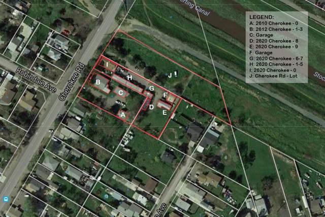 2612-2620 Cherokee Road, Stockton, CA 95205 (MLS #19075564) :: The MacDonald Group at PMZ Real Estate