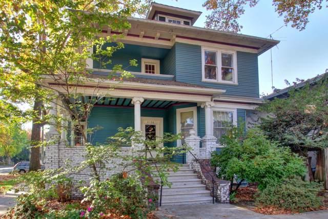 2130 H Street, Sacramento, CA 95816 (MLS #19076040) :: Heidi Phong Real Estate Team
