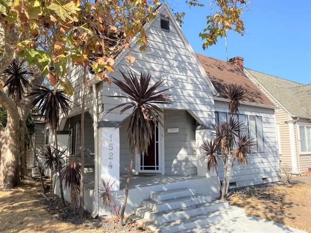 1524 32nd Street, Sacramento, CA 95816 (MLS #19076070) :: Heidi Phong Real Estate Team