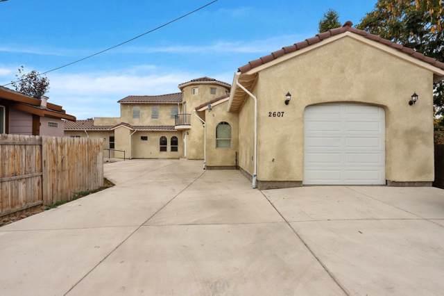 2607 Belvedere Avenue, Stockton, CA 95205 (MLS #19076891) :: The MacDonald Group at PMZ Real Estate