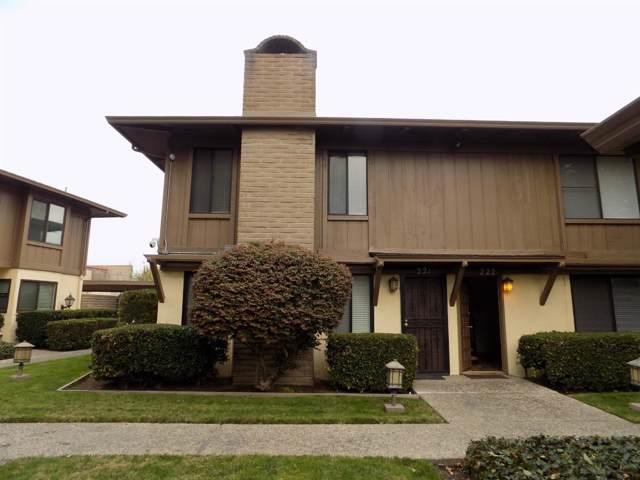 1077 Rivara Road #222, Stockton, CA 95207 (MLS #19076953) :: The MacDonald Group at PMZ Real Estate