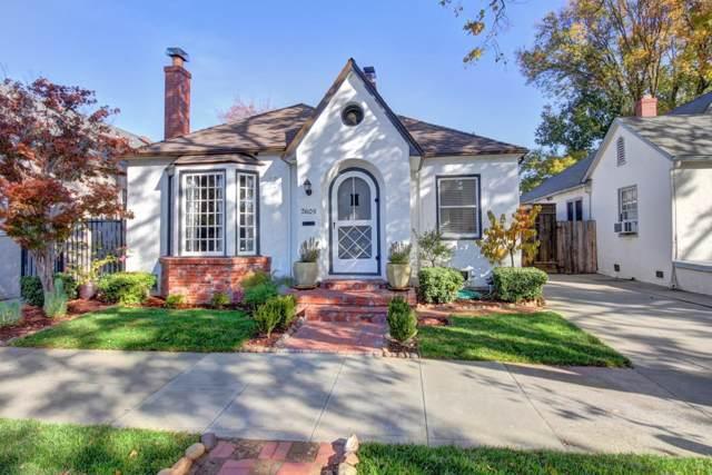 2605 T Street, Sacramento, CA 95816 (MLS #19077139) :: Heidi Phong Real Estate Team