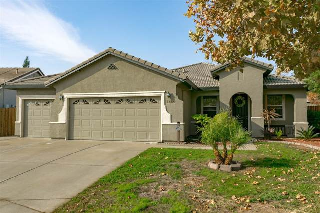 2864 Red Clover Way, Lincoln, CA 95648 (MLS #19077448) :: eXp Realty - Tom Daves