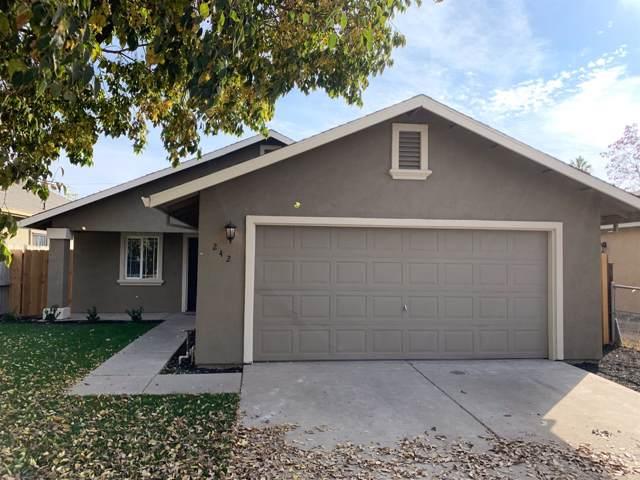242 W 6th Street, Stockton, CA 95206 (MLS #19078010) :: Folsom Realty
