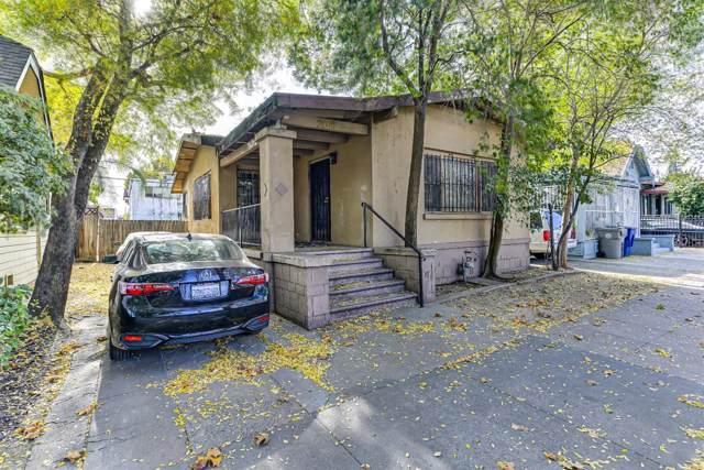 2010 X Street, Sacramento, CA 95818 (MLS #19078087) :: Heidi Phong Real Estate Team