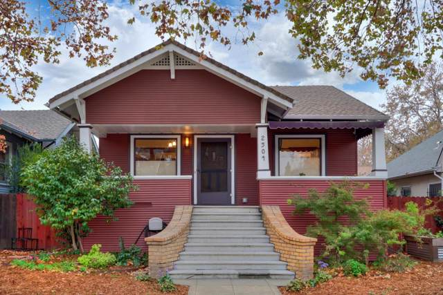 2504 U Street, Sacramento, CA 95818 (MLS #19080012) :: The Merlino Home Team