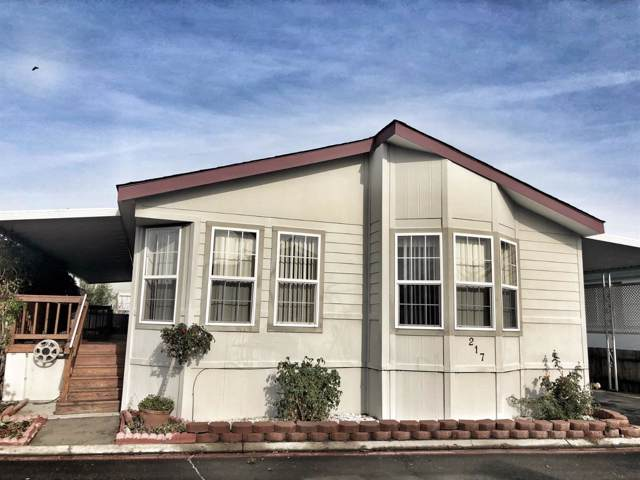 1085 Tasman Drive #217, Sunnyvale, CA 94089 (MLS #19080486) :: The MacDonald Group at PMZ Real Estate