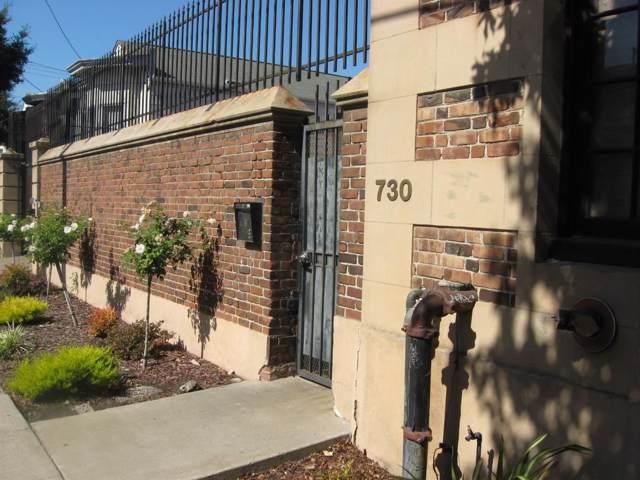 730 29th Street #110, Oakland, CA 94609 (MLS #19081261) :: Deb Brittan Team
